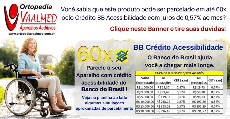 BB Crédito Acessibilidade