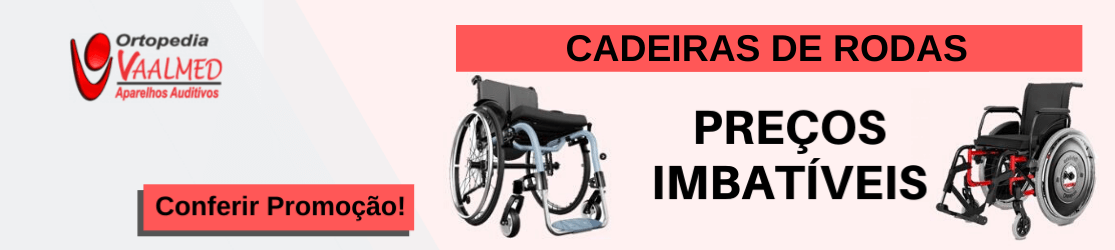 Assistência de Cadeiras de Rodas CDS em Canoas
