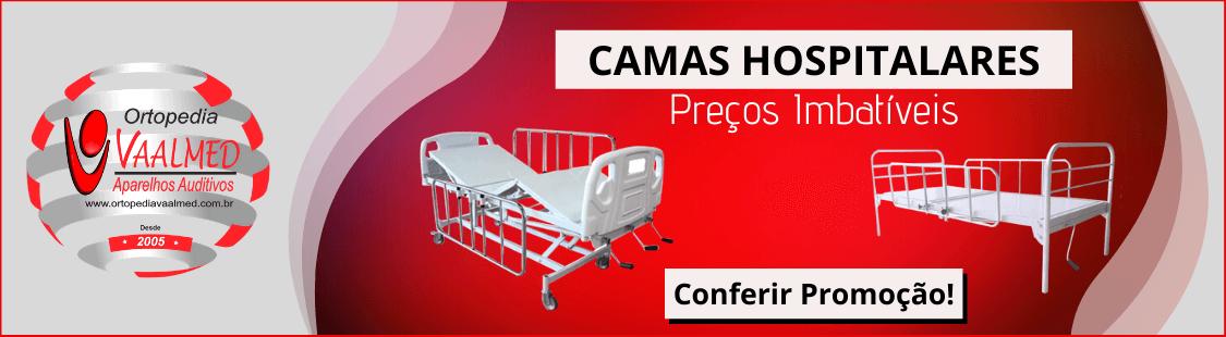 Cama Hospitalar Promoção em Canoas