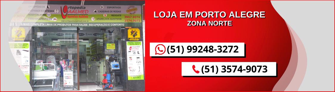 Loja de Avaliação Auditiva em Porto Alegre