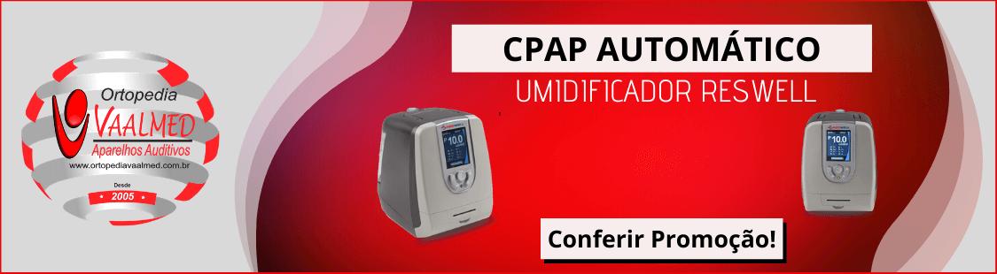 CPAP Automático em Taquari