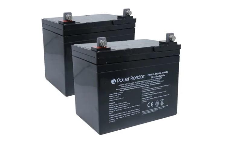 Bateria VRLA 12V/33AH Freedom