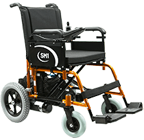Cadeira De Rodas Motorizada Sm1 Seat Mobile