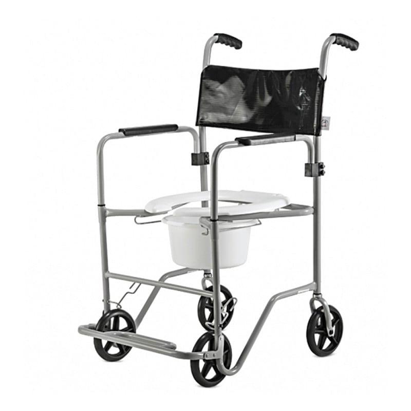 Cadeira De Banho 90Kg Pop Com Reservatório