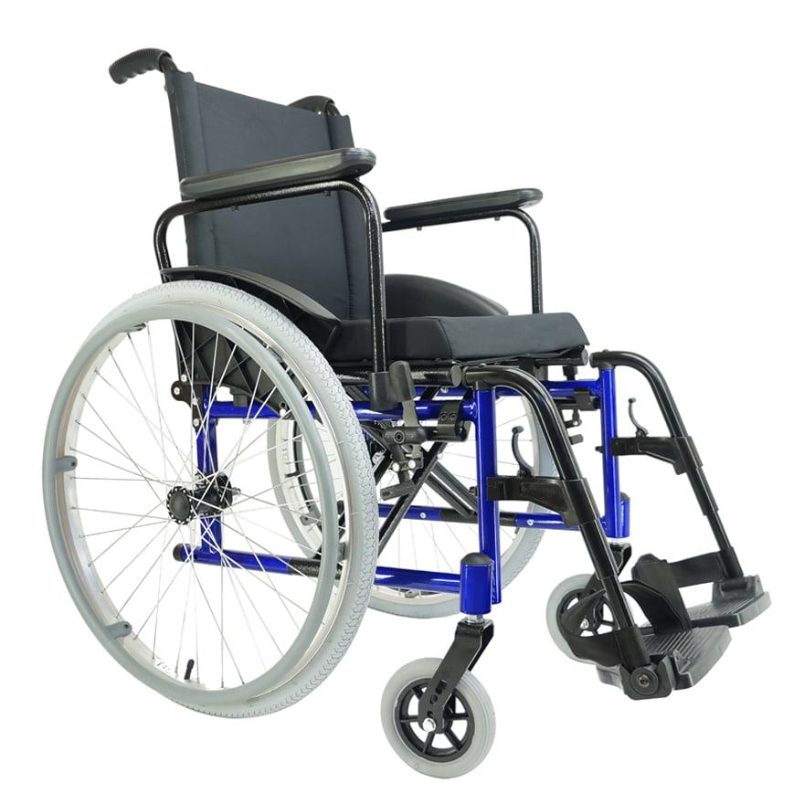 Cadeira De Rodas Em Alumínio MA3E Ortomobil