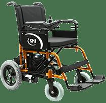 CADEIRA RODAS MOTORIZADA SM1 45 CM SEAT MOBILE