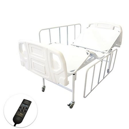 Cama Hospitalar Fawler Motorizada Semi Luxo