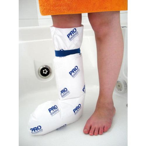 Protetor de banho par perna Probanho