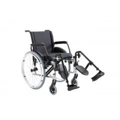 Cadeira De Rodas K2 com elevação de perna Ortobras