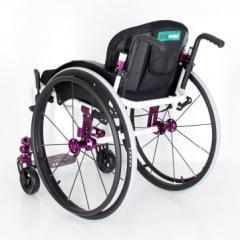 Cadeira de Rodas Monobloco MB4 Xtreme Ortomobil