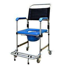 Cadeira De Banho Dobrável 150 Kg D50 Dellamed