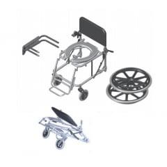 Cadeira De Banho Hygienika Ortobras