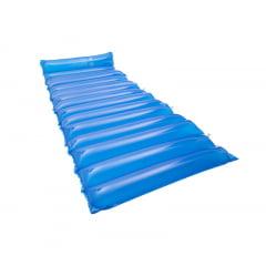 COLCHÃO INFLÁVEL TUBULAR (PVC 0,25) 1,90 X 0,80 CM