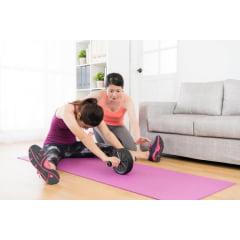Roda de exercícios supermedy