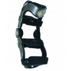 joelheira ortopédica tipo Brace com abertura Bracepauher