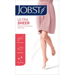 MEIA JOBST ULTRA SHEER 20-30mmHg PANTURRILHA
