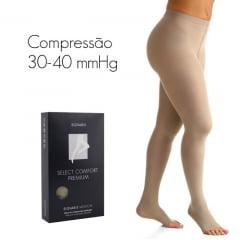 MEIA SIGVARIS 863 SELECT COMFORT PREMIUM 30-40 mmHg MEIA CALÇA