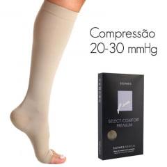 MEIA SIGVARIS 862 SELECT COMFORT PREMIUM 20-30 0mmHg PANTURRILHA
